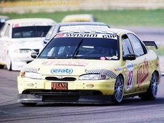 Ford Mondeo Ghia Richard Göransson, 1998 STCC Ford Motorsport, Touring, Race Cars, Racing, Cars, Ford Mondeo, Drag Race Cars, Running, Auto Racing
