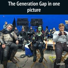 Guardians of the Galaxy 2 filming