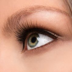 """How To Regrow Over-Plucked Or Thinning Eyebrows, Professional makeup artist Diana Carreiro recommends growing out your brows in rows. """"Allow hairs closest to the existing brow to grow in, but tweeze those that are not. As the closer ones grow in, you can begin to grow in the next row."""" Simple and clean looking, too."""