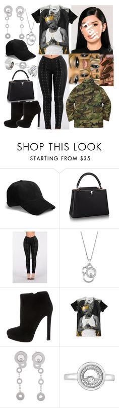"""""""king Tupac"""" by sheismisslewis ❤ liked on Polyvore featuring rag & bone, Chopard, Alexander McQueen and Gosha Rubchinskiy"""