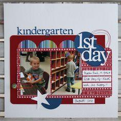 1st Day - Scrapbook.com