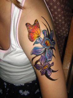 Tattoos Designs for Teenage Girls