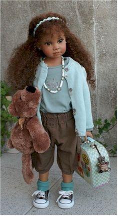 Aura - Angela Sutter Doll