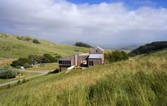 West Marin Northern California Ranch turnbull-griffin-haesloop-gardenista