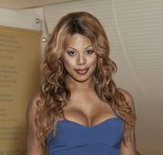 Laverne Cox Is the Real Deal (Trans-Star) Holyfield, amazing interview, the link is worth the click.