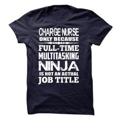 Multitasking Ninja Charge Nurse T Shirt, Hoodie, Sweatshirt