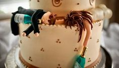 Funny Wedding Cake Toppers