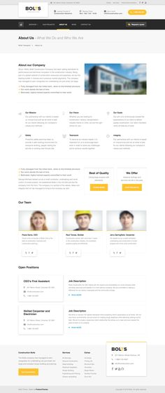 Webster - Responsive Multi-purpose HTML5 Template Pinterest - agent contract template