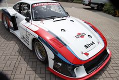 For Sale: Porsche 935 Moby Dick - Motorsport Retro