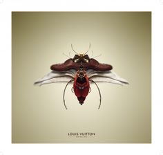 Louis Vuitton Spring 2013: Bugs