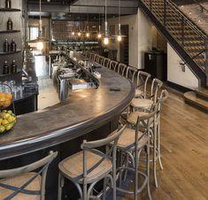 Commercial Bar Tops Projects — Custom Bar Tops