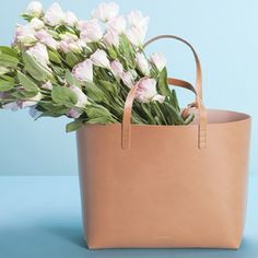"Host PickNWT Mansur Gavriel small tote 100% authentic! Purchased from Mansur gavriel website! New with tag! Made in Italy. Comes with dust bag and Mansur gavriel box! Color is Cammello Rosa. 9""x17.25""x4.25"" No trade Mansur Gavriel Bags Totes"