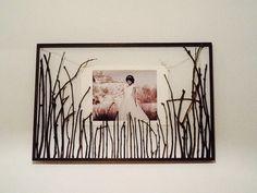 Picture frame diy