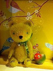 IMG_0655 (Pussman & co) Tags: studio artist handmade ooak bears
