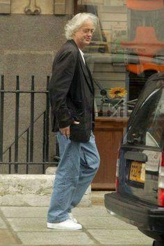 Jimmy Page, Kensington, London