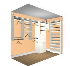 Designer Closet Guys for Stylish Closets | Maria Killam | True Colour Expert | Decorator