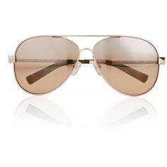 Valentino Rockstud Aviator Sunglasses ($340) ❤ liked on Polyvore featuring accessories, eyewear, sunglasses, rose, rose glasses, rose sunglasses, tortoiseshell glasses, tortoise glasses and valentino glasses