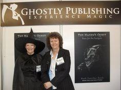 Granny Grimthorpe with Lynne North