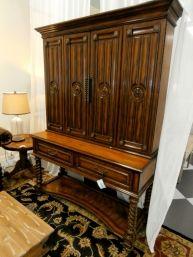 New Maitland Smith Tv Cabinet