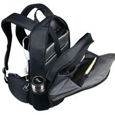 Promate Horizon.bp Легкий рюкзак для ноутбуков с диагональю 15,6 дюймов