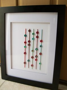 quilling wall art!