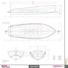 Boat Building Plans - What Type of Boat to Build - Tools And Tricks Club Wooden Boat Building, Wooden Boat Plans, Boat Building Plans, Boat Drawing, Ship Drawing, Cool Boats, Small Boats, Yacht Design, Boat Design