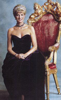 Princess Diana - photo by Doc Kazi