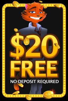 And there is no deposit required. You can get $20 Free to play at SuperiorCasino.com too. Just click here! #sharesuperior