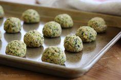 "Zucchini ""Meatballs"" | Skinnytaste"