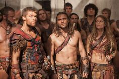 """Spartacus: War of the Damned: """"Men of Honor"""" Review - Metal Arcade"""