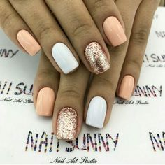 Are you looking for summer nails colors designs that are excellent for this summer? See our collection full of cute summer nails colors ideas and get inspired! Nails 61 Summer Nail Color Ideas For Exceptional Look 2019 Summer Holiday Nails, Cute Summer Nails, Cute Nails, Nail Summer, Summer Shellac Nails, Nails Summer Colors, Spring Summer, Spring Nails, Summer Nails 2018