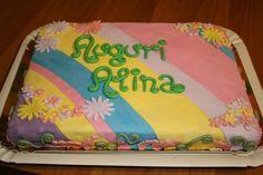 Cake hippy