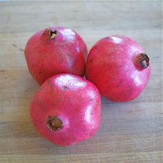 Want to Eat a Pomegranate? See How to Get All Those Seeds Out...: Start With Fresh Pomegranate(s)
