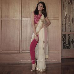 Saree Draping Styles with Video