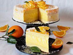 Food Cakes, Cake Recipes, Cheesecake, Deserts, Lemon, Ice Cream, Sweets, Homemade, Heaven