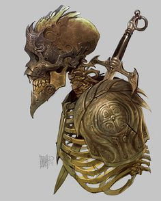 Undead, Arash Radkia on ArtStation at http://www.artstation.com/artwork/undead-6a63cc05-1786-4334-8c14-a9a6e29f2f13