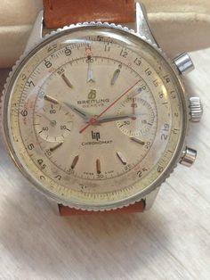 Breitling Genève LIP Chronomat