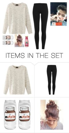 """Facetime with Jacob Sartorius"" by jxst-like-galaxy ❤ liked on Polyvore featuring art"