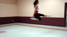 Irish Dance Overdown (leaps) holds/freezes how to