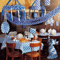 motto party oktoberfest rezepte f r eine gaudi dahoam pinterest oktoberfest deko. Black Bedroom Furniture Sets. Home Design Ideas