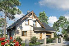 ONYKS II – Dobre proporcje i stonowana kolorystyka sprawiają, że budynek cechuje miła dla oka, ponadczasowa architektura. Elementy wykończeniowe – boniowanie na elewacji, widoczne w szczytach drewniane akcenty – dodały prostej bryle charakteru.
