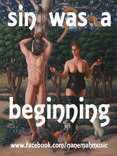 Sin was a beginning FACEBOOK: http://www.facebook.com/nanemahmusic || WEBSITE: http://www.nanemah.pl/ || PINTEREST: http://www.pinterest.com/nanemah TWITTER: http://www.twitter.com/nanemah