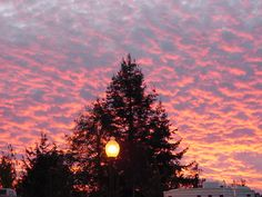 Eugene, OR sunset 3