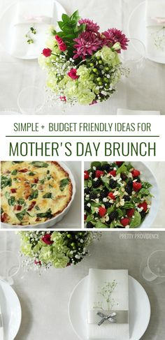Moms love brunch! Gi