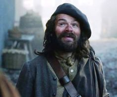 Anghus played by Stephen Walters