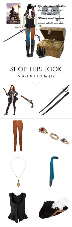 """""""Mary Elizabeth Sparrow"""" by daughter-of-apollo92 ❤ liked on Polyvore featuring Ella Moss, Alice + Olivia, Miss Selfridge and Paule Ka"""
