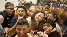 School choir plans sweet surprise for 'unsung' teacher with cancer