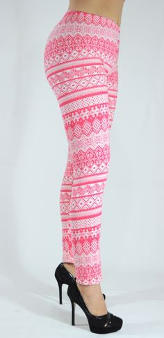 Mallones leggins de algodón con diseños tribales Mod.02