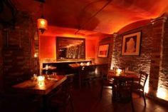 La Trappe Cafe - Named one of America's 100 Best Bars