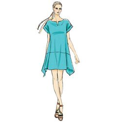 Misses' Dress, V8968 http://voguepatterns.mccall.com/v8968-products-47946.php?page_id=174